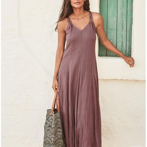 d715d2a1ed0 Garnet Hill Dresses | Cotton Gauze Long Cover Up | Poshmark